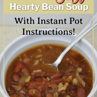 Best Hearty Mixed Bean Soup